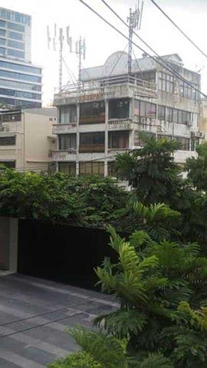 ให้เช่าอาคารพาณิชย์ 2 ชั้น จำนวน 3 คูหา พื้นที่ใช้สอยรวม 350 ตรม. บางรัก กรุงเทพ