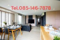ขาย ให้เช่า คอนโดหรู เพนท์เฮาส์ (Penthouse) 115 ตร.ม. สนามบินน้ำ นนทบุรี มีรถรับส่ง