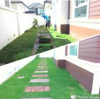 บริการตัดหญ้า จัดสวน 0995468287 id 0995468287