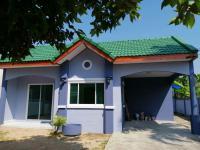ขายบ้านเดี่ยว บ้านสวย เนื้อที่ 54 ตารางวา หมู่บ้านคลาสสิคการ์เด้นโฮม เดินทางสะดวก ศรีราชา ชลบุรี