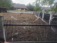 ขายด่วน ที่ดินในหมู่บ้านศิริวัฒนา หนองหอย190 ตารางวากว่าๆ มีที่เพิ่มเล็กน้อย ทำร