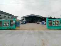 ขายโรงงานที่ทำเลทอง ฮวงจุ้ยดีมาก เลขที่ 5/5 เนื้อที่ 2 ไร่คลอง9 ลำลูกกา