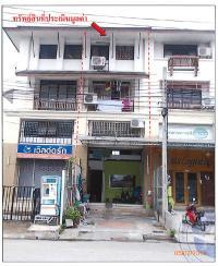อาคารพาณิชย์หลุดจำนอง ธ.ธนาคารกรุงไทย สมุทรปราการ บางพลี ราชาเทวะ