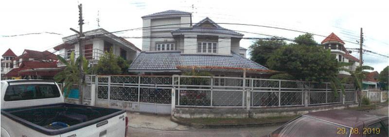 บ้านเดี่ยวหลุดจำนอง ธ.ธนาคารกรุงไทย นนทบุรี เมืองนนทบุรี ท่าทราย