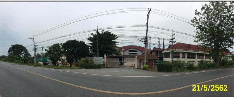 โรงงานหลุดจำนอง ธ.ธนาคารกรุงไทย ราชบุรี บ้านโป่ง คุ้งพยอม