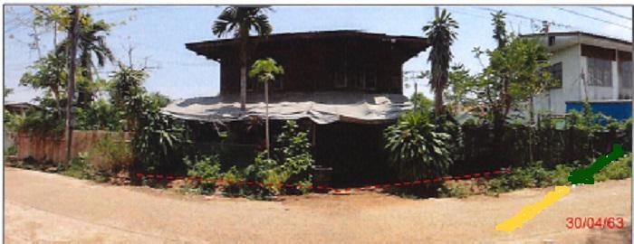 บ้านเดี่ยวหลุดจำนอง ธ.ธนาคารกรุงไทย กาฬสินธุ์ ยางตลาด เขาพระนอน