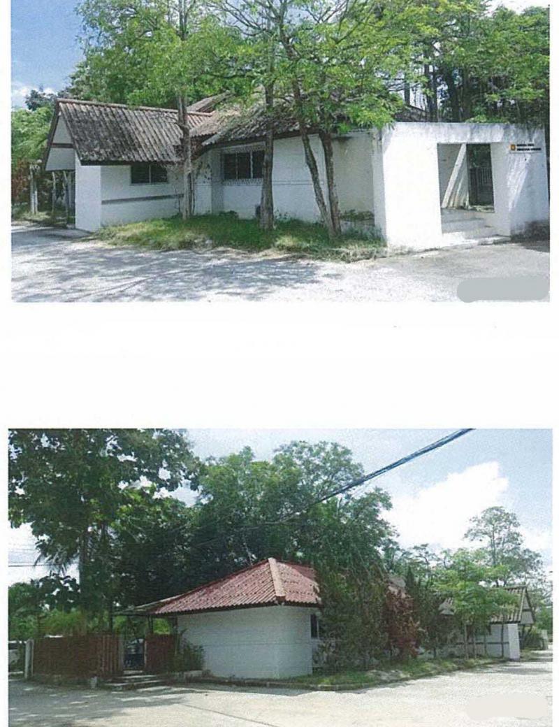 ที่ดินพร้อมสิ่งปลูกสร้างหลุดจำนอง ธ.ธนาคารกรุงไทย เชียงใหม่ อำเภอสารภี ตำบลสารภี