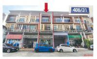 อาคารพาณิชย์หลุดจำนอง ธ.ธนาคารกรุงไทย กรุงเทพมหานคร คลองสามวา บางชัน