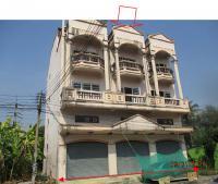 อาคารพาณิชย์หลุดจำนอง ธ.ธนาคารกรุงไทย ชลบุรี อำเภอบ้านบึง ตำบลหนองอิรุณ