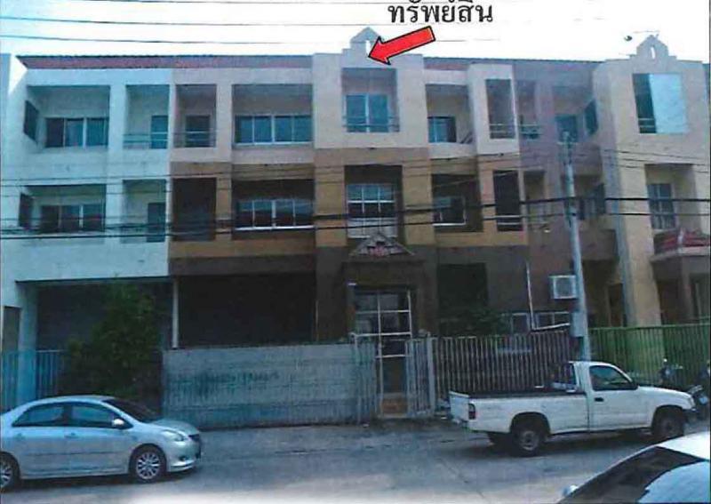 โรงงานหลุดจำนอง ธ.ธนาคารกรุงไทย สมุทรสาคร เมืองสมุทรสาคร คอกกระบือ