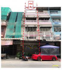 ตึกแถวหลุดจำนอง ธ.ธนาคารกรุงไทย กรุงเทพมหานคร บางบอน บางบอน