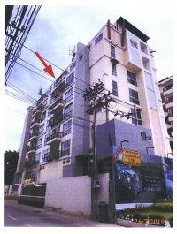 คอนโดมิเนียม/อาคารชุดหลุดจำนอง ธ.ธนาคารกรุงไทย กรุงเทพมหานคร ห้วยขวาง สามเสนนอก