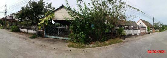 บ้านเดี่ยวหลุดจำนอง ธ.ธนาคารกรุงไทย สงขลา เมืองสงขลา พะวง