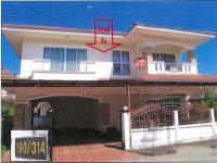 บ้านเดี่ยวหลุดจำนอง ธ.ธนาคารกรุงไทย เชียงใหม่ สันกำแพง ต้นเปา