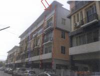 ตึกแถวหลุดจำนอง ธ.ธนาคารกรุงไทย กรุงเทพมหานคร เขตลาดกระบัง แขวงคลองสองต้นนุ่น