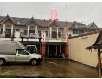 ตึกแถวหลุดจำนอง ธ.ธนาคารกรุงไทย ตรัง เมืองตรัง นาบินหลา
