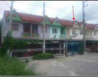 ทาวน์เฮ้าส์หลุดจำนอง ธ.ธนาคารกรุงไทย สระบุรี อำเภอแก่งคอย ตำบลบ้านป่า