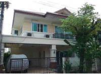 บ้านแฝดหลุดจำนอง ธ.ธนาคารกรุงไทย ปทุมธานี เมืองปทุมธานี หลักหก