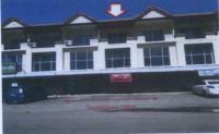 ตึกแถวหลุดจำนอง ธ.ธนาคารกรุงไทย เชียงใหม่ สันกำแพง บวกค้าง