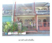 ทาวน์เฮ้าส์หลุดจำนอง ธ.ธนาคารกรุงไทย สุราษฎร์ธานี เมืองสุราษฎร์ธานี มะขามเตี้ย