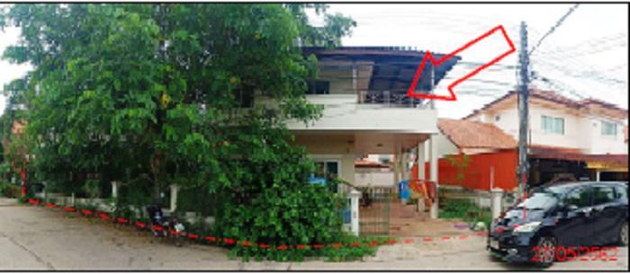 บ้านเดี่ยวหลุดจำนอง ธ.ธนาคารกรุงไทย อุดรธานี อำเภอเมืองอุดรธานี ตำบลหมากแข้ง