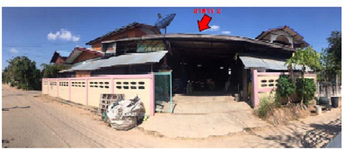 ที่ดินพร้อมสิ่งปลูกสร้างหลุดจำนอง ธ.ธนาคารกรุงไทย อุบลราชธานี อำเภอเขื่องใน ตำบลบ้านกอก