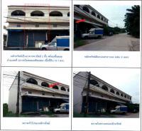 ตึกแถวหลุดจำนอง ธ.ธนาคารกรุงไทย สมุทรสาคร เมืองสมุทรสาคร บ้านเกาะ