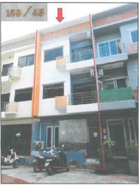 ตึกแถวหลุดจำนอง ธ.ธนาคารกรุงไทย ภูเก็ต กะทู้ ป่าตอง