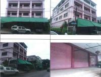 อาคารพาณิชย์หลุดจำนอง ธ.ธนาคารกรุงไทย ตาก แม่สอด แม่สอด