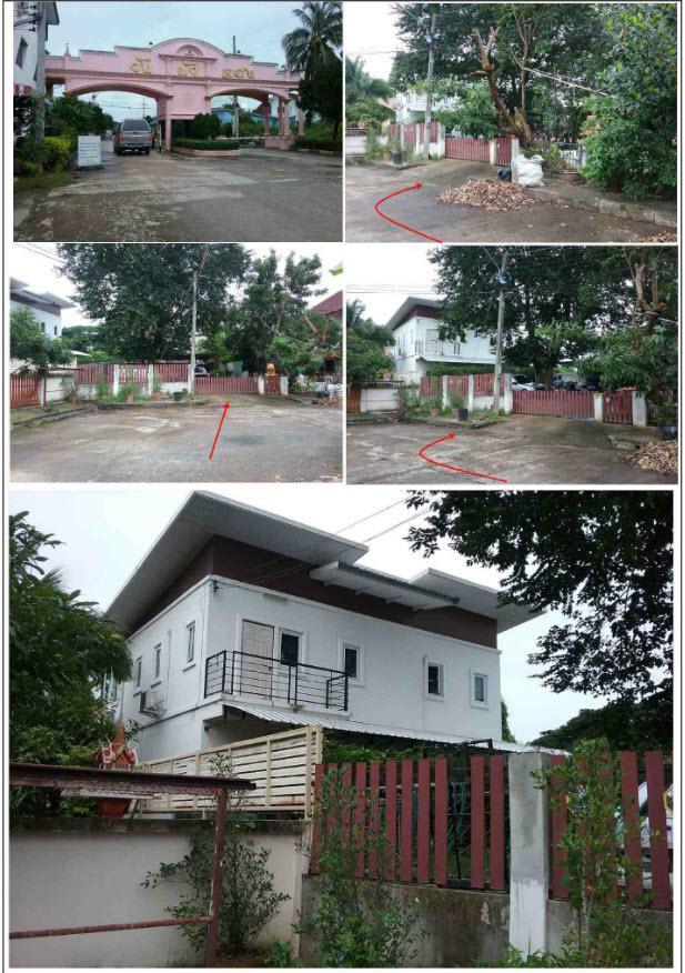 บ้านเดี่ยวหลุดจำนอง ธ.ธนาคารกรุงไทย เชียงใหม่ สันทราย หนองจ๊อม