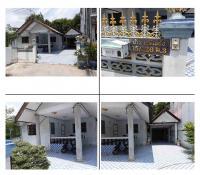 บ้านเดี่ยวหลุดจำนอง ธ.ธนาคารกรุงไทย ชลบุรี เมืองชลบุรี บ้านสวน