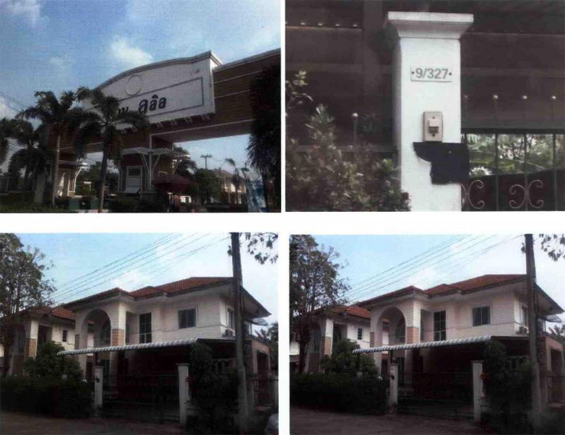 บ้านเดี่ยวหลุดจำนอง ธ.ธนาคารกรุงไทย กรุงเทพมหานคร สายไหม คลองถนน