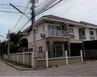 บ้านแฝดหลุดจำนอง ธ.ธนาคารกรุงไทย นนทบุรี บางบัวทอง บางคูรัด