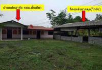 ที่ดินพร้อมสิ่งปลูกสร้างหลุดจำนอง ธ.ธนาคารกรุงไทย อุบลราชธานี กิ่งอำเภอสว่างวีระวงศ์ ตำบลแก่งโดม