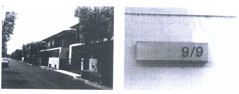 บ้านเดี่ยวหลุดจำนอง ธ.ธนาคารกรุงไทย กรุงเทพมหานคร เขตหลักสี่ แขวงทุ่งสองห้อง
