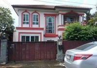 บ้านเดี่ยวหลุดจำนอง ธ.ธนาคารกรุงไทย กรุงเทพมหานคร เขตสายไหม แขวงออเงิน