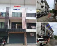 ตึกแถวหลุดจำนอง ธ.ธนาคารกรุงไทย เชียงใหม่ สันทราย หนองหาร