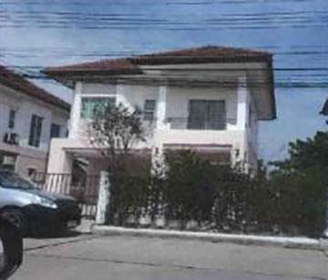 บ้านเดี่ยวหลุดจำนอง ธ.ธนาคารกรุงไทย กรุงเทพมหานคร หนองจอก หนองจอก
