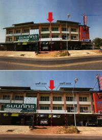 ตึกแถวหลุดจำนอง ธ.ธนาคารกรุงไทย ขอนแก่น อำเภอเมืองขอนแก่น ตำบลบ้านทุ่ม