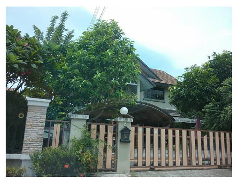 บ้านเดี่ยวหลุดจำนอง ธ.ธนาคารกรุงไทย ชลบุรี เมืองชลบุรี เหมือง