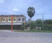 อาคารพาณิชย์หลุดจำนอง ธ.ธนาคารกรุงไทย พระนครศรีอยุธยา ภาชี ภาชี