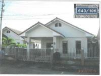 บ้านเดี่ยวหลุดจำนอง ธ.ธนาคารกรุงไทย อุดรธานี เมืองอุดรธานี บ้านเลื่อม