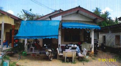 บ้านเดี่ยวหลุดจำนอง ธ.ธนาคารกรุงไทย สงขลา คลองหอยโข่ง โคกม่วง