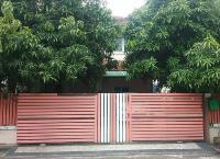 บ้านเดี่ยวหลุดจำนอง ธ.ธนาคารกรุงไทย นนทบุรี บางกรวย ปลายบาง