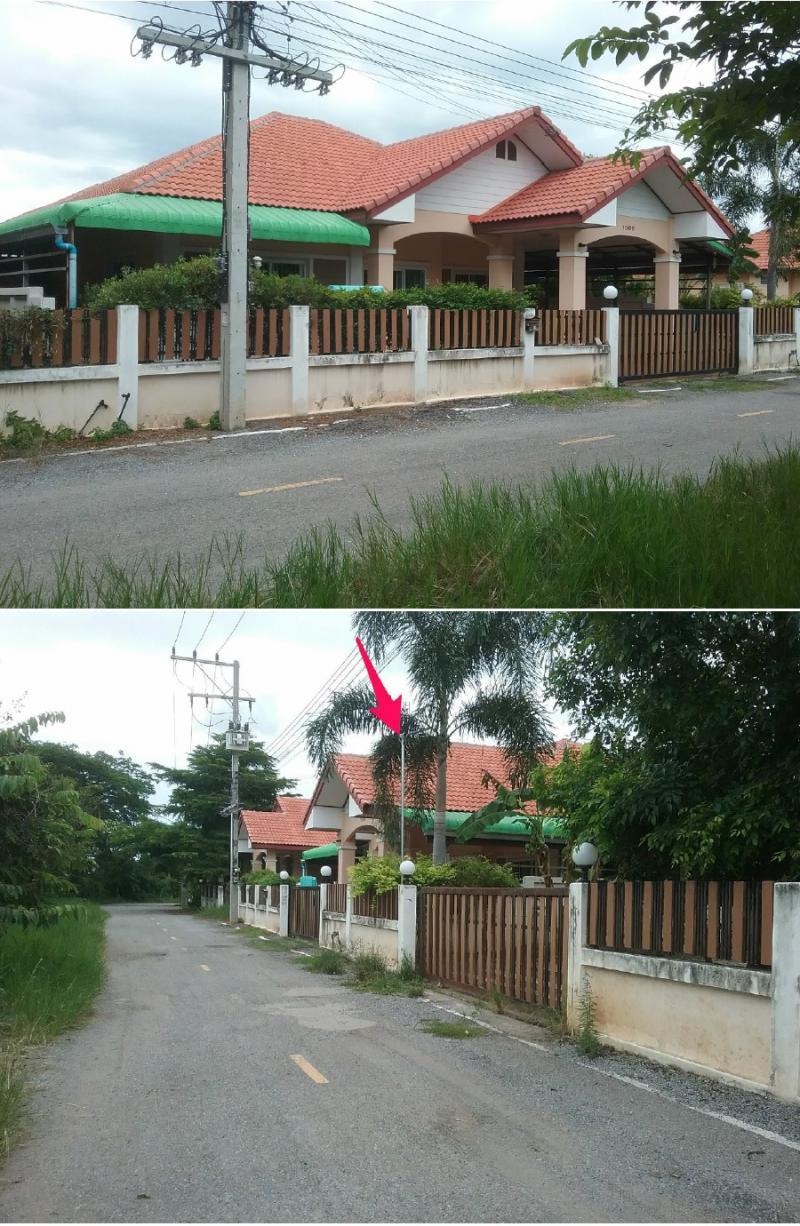 บ้านเดี่ยวหลุดจำนอง ธ.ธนาคารกรุงไทย ขอนแก่น ชุมแพ ชุมแพ