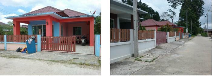 บ้านเดี่ยวหลุดจำนอง ธ.ธนาคารกรุงไทย นครศรีธรรมราช อำเภอชะอวด ตำบลชะอวด
