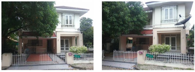 บ้านเดี่ยวหลุดจำนอง ธ.ธนาคารกรุงไทย ปทุมธานี อำเภอคลองหลวง ตำบลคลองสอง
