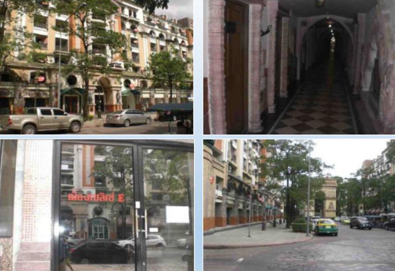 คอนโดมิเนียม/อาคารชุดหลุดจำนอง ธ.ธนาคารกรุงไทย นนทบุรี ปากเกร็ด บ้านใหม่