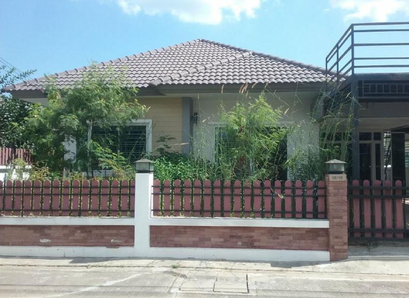 บ้านเดี่ยวหลุดจำนอง ธ.ธนาคารกรุงไทย กาญจนบุรี อำเภอเมืองกาญจนบุรี ตำบลปากแพรก