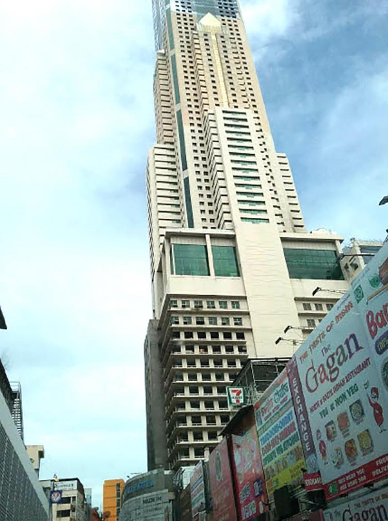 คอนโดมิเนียม/อาคารชุดหลุดจำนอง ธ.ธนาคารกรุงไทย กรุงเทพมหานคร ราชเทวี ถนนพญาไท